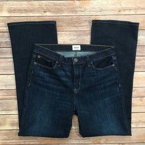 Hudson Drew Midrise Bootcut Jeans   Size 32